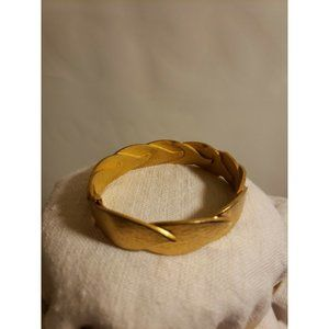 Whiting and Davis Women's Gold Tone Bracelet